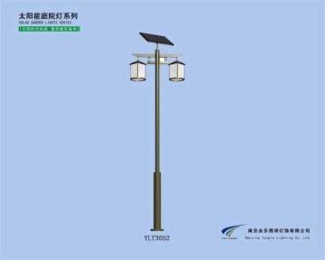 太阳能庭院灯 YLT3052