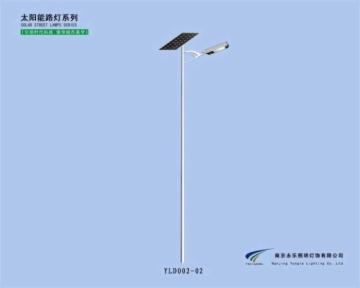 LED太阳能路灯 YLD002-01