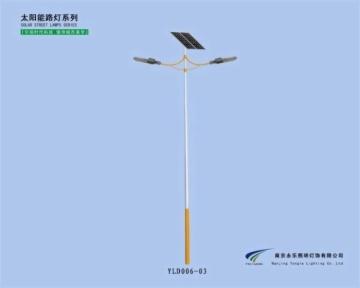 LED太陽能路燈 YLD006-01