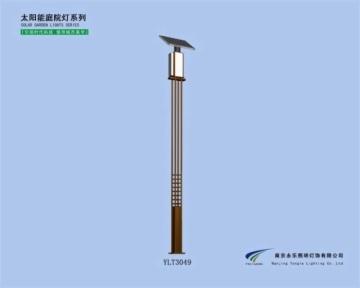 太阳能庭院灯 YLT3049
