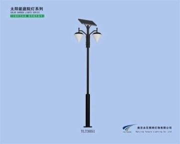 太陽能庭院燈 YLT3051