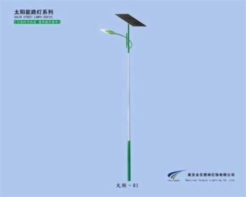 LED太阳能路灯 火炬-01